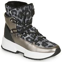 Topánky Ženy Obuv do snehu MICHAEL Michael Kors CASSIA BOOTIE Leopard