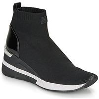 Topánky Ženy Členkové tenisky MICHAEL Michael Kors SKYLER Čierna