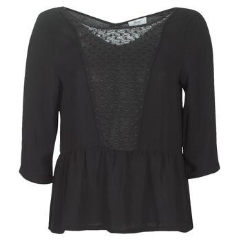 Oblečenie Ženy Blúzky Betty London LADY Čierna