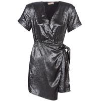 Oblečenie Ženy Krátke šaty Moony Mood LIVINE Strieborná