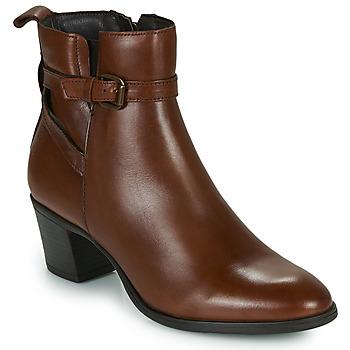 Topánky Ženy Čižmičky Betty London LAVANDA Koňaková