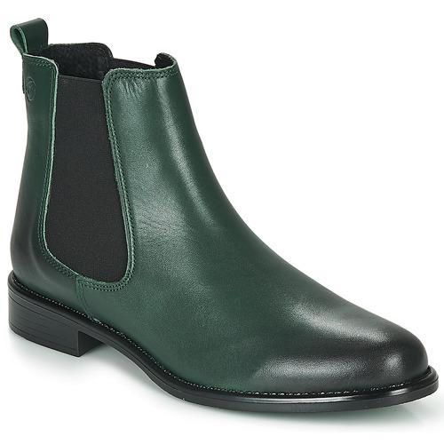 Topánky Ženy Polokozačky Betty London NORA Zelená
