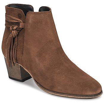 Topánky Ženy Čižmičky Betty London HEIDI Koňaková