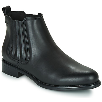Topánky Ženy Polokozačky Betty London LOYSE Čierna
