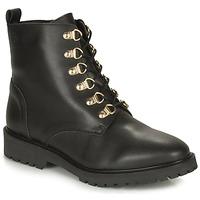 Topánky Ženy Polokozačky Betty London LYSIS Čierna