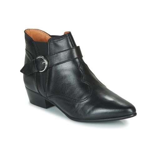 Topánky Ženy Polokozačky Betty London LYDWINE Čierna