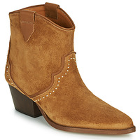 Topánky Ženy Čižmičky Betty London LOUELLA Ťavia hnedá