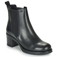 Topánky Ženy Čižmičky Betty London LOUE Čierna