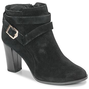 Topánky Ženy Čižmičky Betty London LIESE Čierna