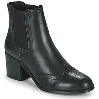 Topánky Ženy Čižmičky Betty London LARISSA Čierna