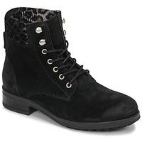 Topánky Ženy Polokozačky Betty London LIVIANE Čierna