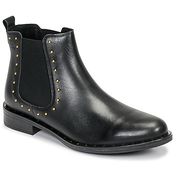 Topánky Ženy Polokozačky Betty London LIZENN Čierna