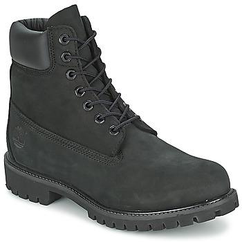 Topánky Muži Polokozačky Timberland 6IN PREMIUM BOOT Čierna