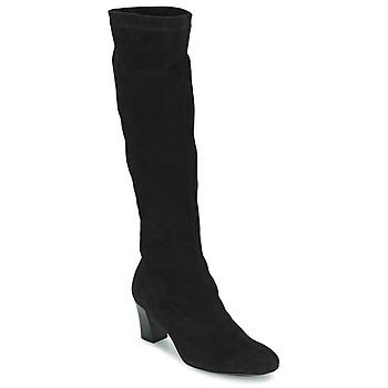Topánky Ženy Čižmy do mesta Robert Clergerie PASSAC Čierna