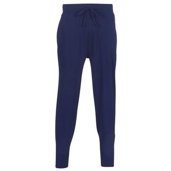 Oblečenie Muži Tepláky a vrchné oblečenie Polo Ralph Lauren JOGGER-PANT-SLEEP BOTTOM Námornícka modrá
