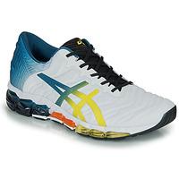 Topánky Muži Nízke tenisky Asics GEL-QUANTUM 360 5 Biela / Viacfarebná