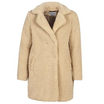 Oblečenie Ženy Kabáty Noisy May NMGABI Béžová