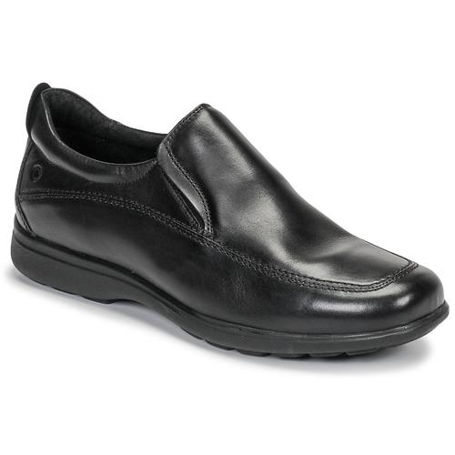 Topánky Muži Mokasíny Carlington LONDONO Čierna