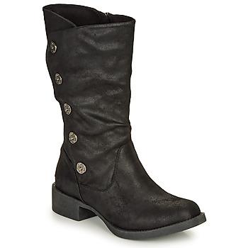 Topánky Ženy Čižmy do mesta Blowfish Malibu KEEDA Čierna