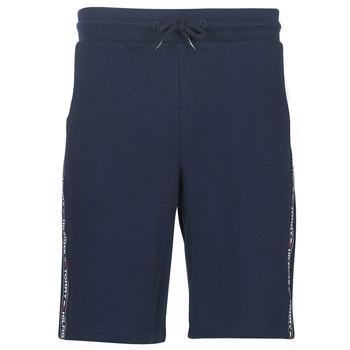 Oblečenie Muži Šortky a bermudy Tommy Hilfiger AUTHENTIC-UM0UM00707 Námornícka modrá