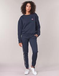 Oblečenie Ženy Tepláky a vrchné oblečenie Tommy Hilfiger AUTHENTIC-UW0UW00564 Námornícka modrá