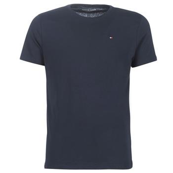 Oblečenie Muži Tričká s krátkym rukávom Tommy Hilfiger COTTON ICON SLEEPWEAR-2S87904671 Námornícka modrá