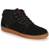 Topánky Muži Členkové tenisky Etnies JEFFERSON MID Čierna