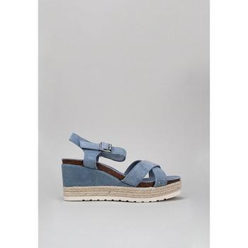 Topánky Ženy Sandále Carmela  Modrá
