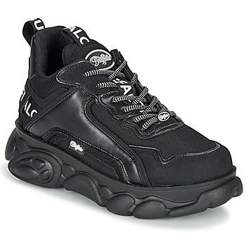 Topánky Ženy Nízke tenisky Buffalo CHAI Čierna / Biela