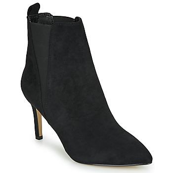 Topánky Ženy Čižmičky Buffalo FAYA Čierna