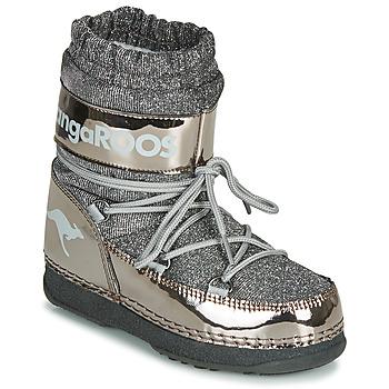 Topánky Ženy Polokozačky Kangaroos K-MOON Šedá