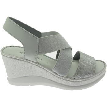 Topánky Ženy Sandále Riposella RIP40811gr grigio