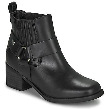 Topánky Ženy Čižmičky Musse & Cloud ARLING Čierna