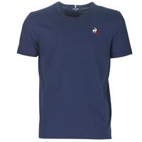 Oblečenie Muži Tričká s krátkym rukávom Le Coq Sportif ESS TEE SS N°2 M Modrá / Námornícka modrá