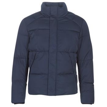 Oblečenie Muži Vyteplené bundy Selected SLHPUFFER Námornícka modrá