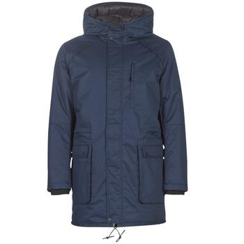 Oblečenie Muži Parky Selected SLHVINCENT Námornícka modrá
