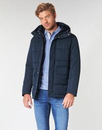Oblečenie Muži Vyteplené bundy Selected SLHLENO Námornícka modrá