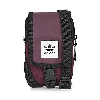 Tašky Vrecúška a malé kabelky adidas Originals MAP BAG Fialová