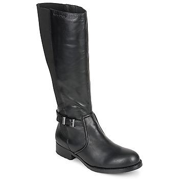 Topánky Ženy Čižmy do mesta Marc O'Polo ZINDI čierna
