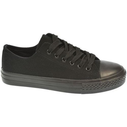 Topánky Ženy Nízke tenisky Comer Dámske čierne tenisky REINA čierna