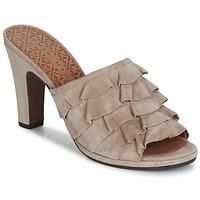 Topánky Ženy Šľapky Chie Mihara ABEJA Béžová