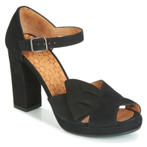 Topánky Ženy Sandále Chie Mihara BAMBOLE Čierna