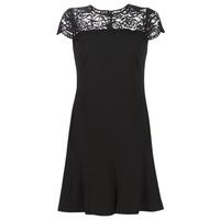 Oblečenie Ženy Krátke šaty Lauren Ralph Lauren CALLY Čierna