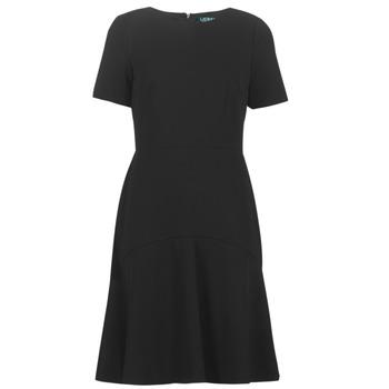 Oblečenie Ženy Krátke šaty Lauren Ralph Lauren BABA Čierna