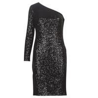 Oblečenie Ženy Krátke šaty Lauren Ralph Lauren MARRI Čierna