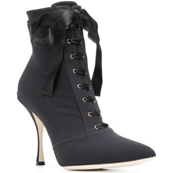 Topánky Ženy Čižmičky D&G CT0471 AZ161 nero