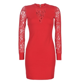 Oblečenie Ženy Krátke šaty Moony Mood LICE Červená