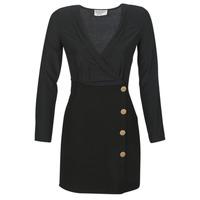 Oblečenie Ženy Krátke šaty Moony Mood LUCE Čierna