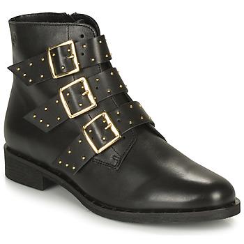Topánky Ženy Polokozačky Betty London LYS Čierna