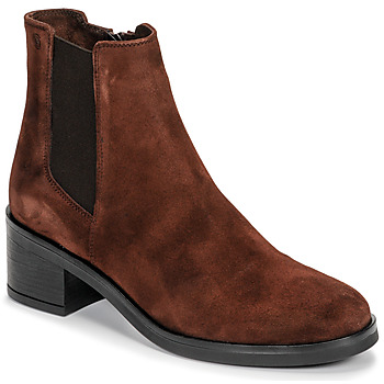 Topánky Ženy Čižmičky Casual Attitude LIOO Ťavia hnedá